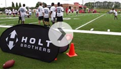 Football Camp 2014 video